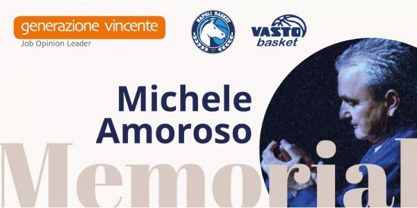 Gevi Napoli Basket, Mercoledi 29 Settembre il Memorial Michele Amoroso