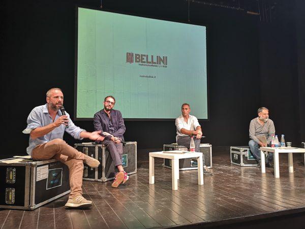 Il teatro Bellini presenta la nuova stagione e guarda al futuro