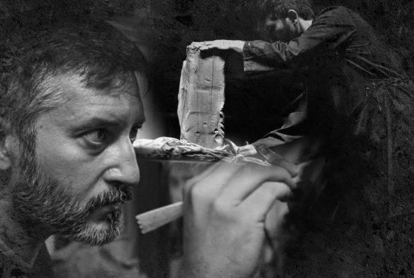 Parla Domenico Sepe, lo scultore della materia e l'eterno
