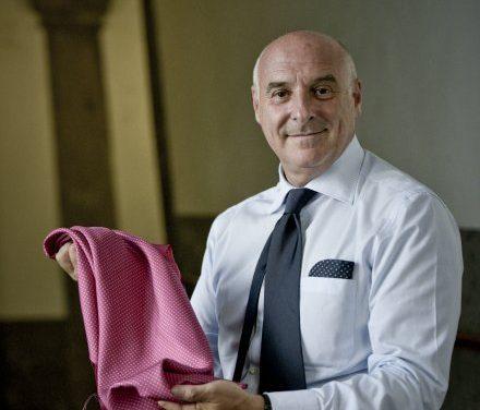 Maurizio Marinella tra i 100 top manager d'Italia 2021
