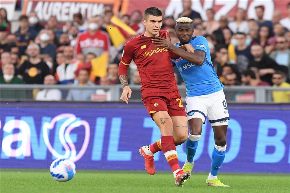 Roma Napoli 0 0. Gran battaglia all'Olimpico a reti inviolate