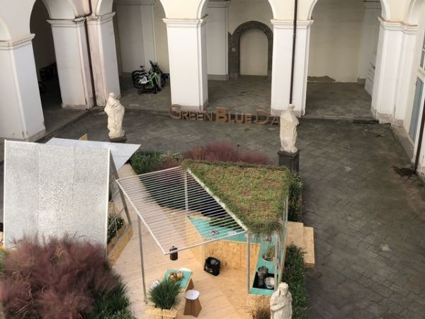 Green Blue Days: iniziata a Napoli la tre giorni dedicata allo sviluppo sostenibile