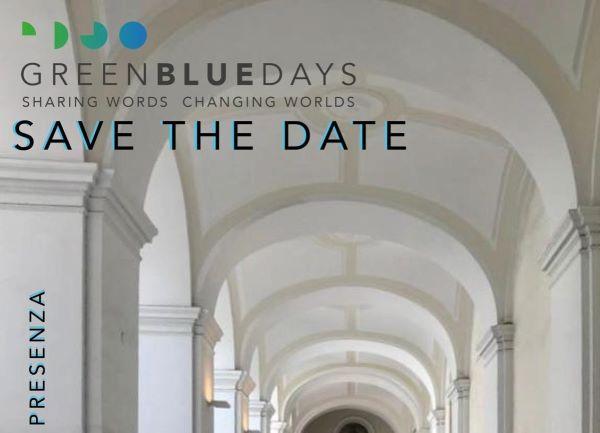 GreenBlueDays: tre giorni dedicati allo sviluppo sostenibile a San Domenico Maggiore