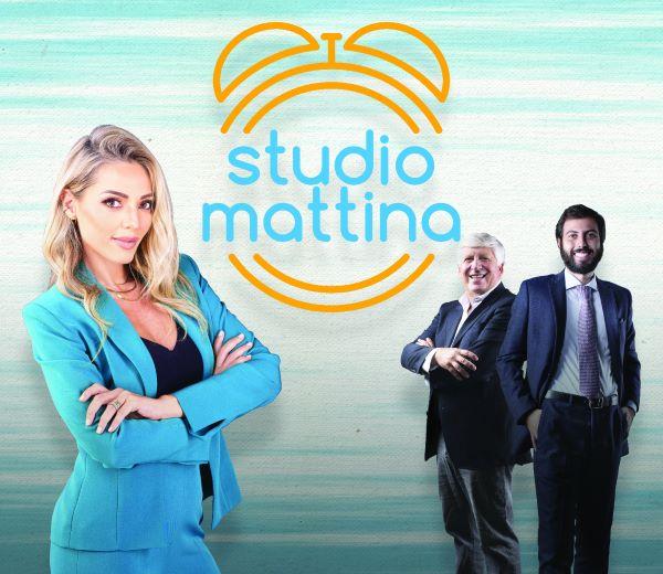 Studio Mattina: parte lunedì 18 ottobre il nuovo Morning Show di Canale 9