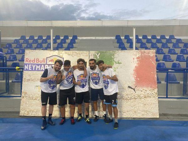 Red Bull Neymar Jr's Five: il team King Sport vince la tappa di Napoli