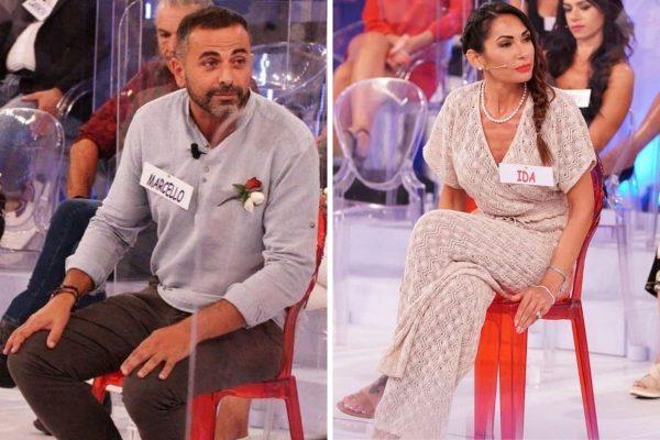 Uomini e Donne, anticipazioni: Marcello lascia Ida Platano